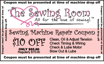 The Sewing Room - Beaverton, OR