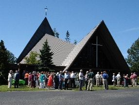 Newport Presbyterian Church - Bellevue, WA