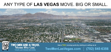 Two Men and a Truck - North Las Vegas, NV