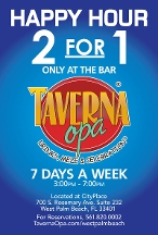 Taverna Opa - West Palm Beach, FL