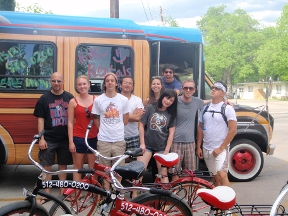 Barton Springs Bike Rental - Austin, TX
