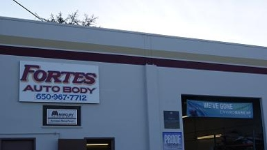Fortes Auto Body - Mountain View, CA