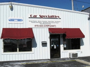 Car Specialties Paint-Body Shp - Findlay, OH