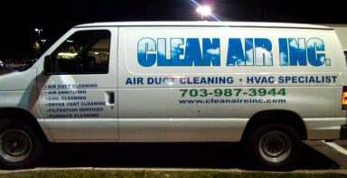 Clean Air Inc. - Fairfax, VA