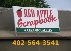 Red Apple Scrapbook & Ceramic - Columbus, NE