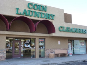 Campbell Coin Laundry & Clean - Tucson, AZ