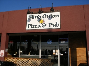 The Blind Onion Pizza & Pub - Vancouver, WA
