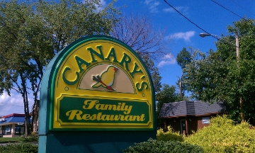 Canarys Family Restaurant - Cleveland, OH