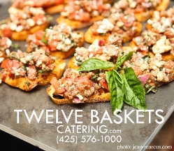 Twelve Baskets Catering - Kirkland, WA
