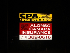 Manuel Perez Signs & Banners - Round Rock, TX