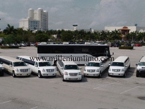 Millennium Limo - West Palm Beach, FL