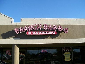 Branch Bar B Que - Austin, TX