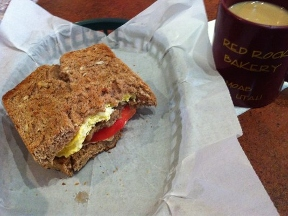 Red Rock Bakery & Net Cafe - Moab, UT