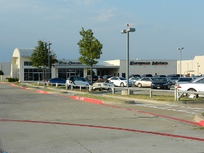 European Motors, Inc. - Plano, TX