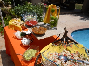 Spicy Creations Catering - San Diego, CA