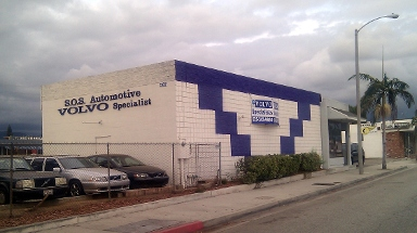 S.o.s. Automotive Inc., Volvo Auto Repair - Covina, CA
