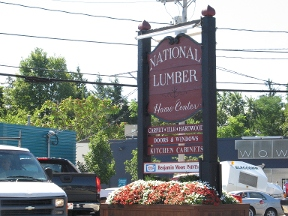 National Lumber Co - Newton Highlands, MA