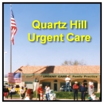 Quartz Hill Walk-In Med Group - Lancaster, CA