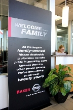 Baker Nissan South - Houston, TX
