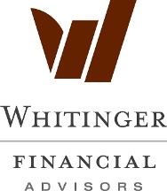 Whitinger Financial Advisors - Muncie, IN