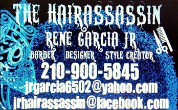 Garcia's Barber Shop - San Antonio, TX