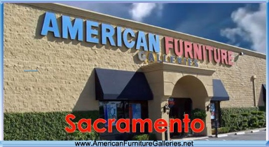 American Furniture Galleries (sacramento)