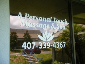 A Personal Touch Massage - Altamonte Springs, FL