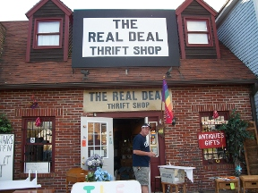 The Real Deal Thrift Shop - Dracut, MA