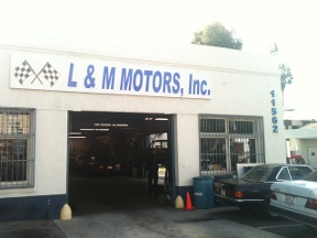 L & M Motors - Los Angeles, CA