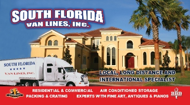 South Florida Van Lines - Miami, FL