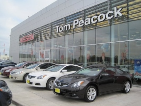Tom Peacock Nissan - Houston, TX
