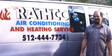 Rathco A/C Heating Service Co - Austin, TX