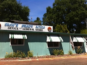 Shaw's Shady Acres - Clearlake, CA