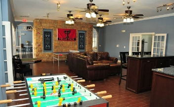 University Courtyard Apartment - Lubbock, TX