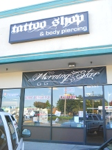 Morning Star Tattoo Shop - Vancouver, WA