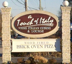 A Touch Of Italy Restaurant - Egg Harbor Township, NJ