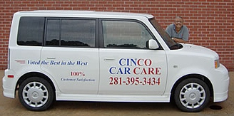 Cinco Car Care - Katy, TX