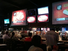 Draft Choice Sports Grill - Laguna Niguel, CA