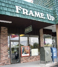 Frame-Up - Charleston, SC
