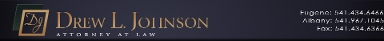 Drew L Johnson Attorney At Law - Eugene, OR