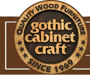 Gothic cabinet craft new york ny for Gothic cabinet craft new york ny