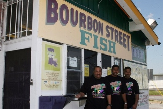 Bourbon Street Fish - Inglewood, CA