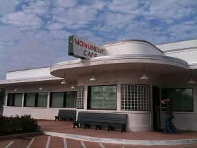The Monument Cafe - Georgetown, TX