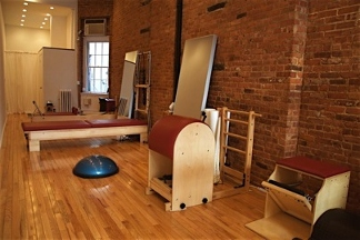 Sanctuary Pilates - New York, NY