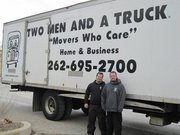 Two Men And A Truck - Pewaukee, WI