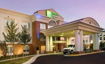 Holiday Inn Express & Suites ALEXANDRIA - FORT BELVOIR - Alexandria, VA