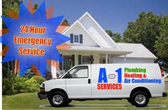 A-1 Plumbing, Heating & Air Conditioning