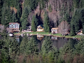 Fishhawk Lake Recreation club - Clatskanie, OR