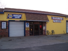 Lowry Tire & Auto Svc - Petersburg, VA