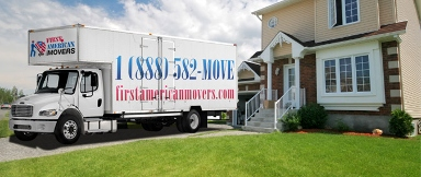 First American Movers - Van Nuys, CA